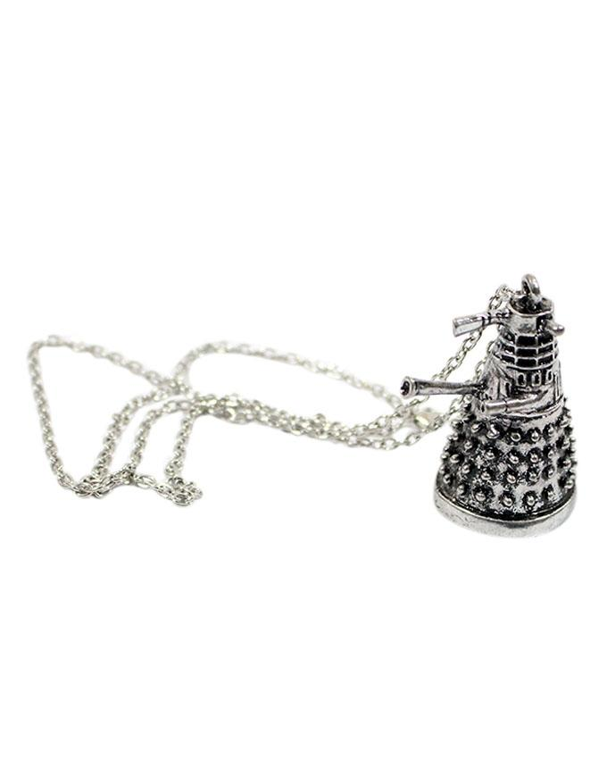 DW Dalek Necklace