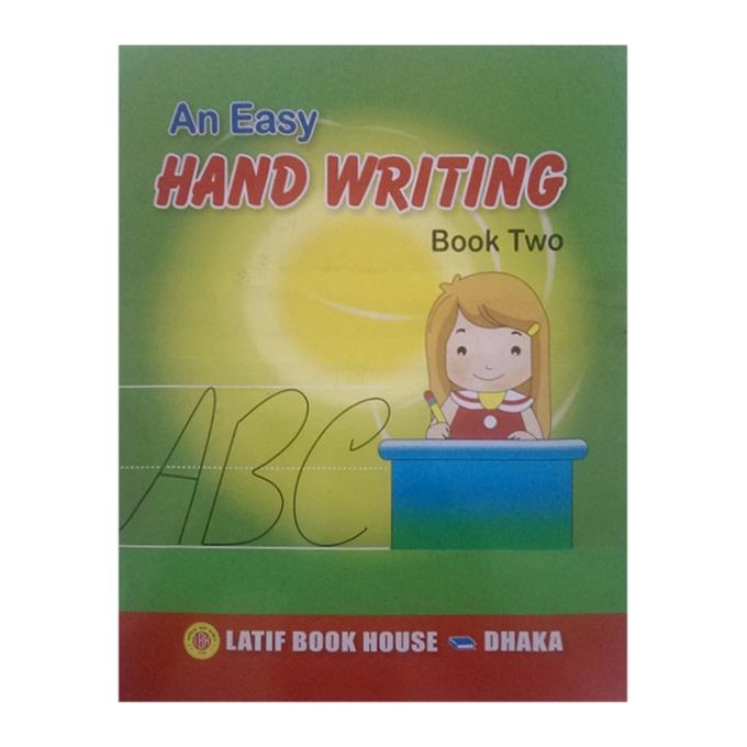 An Easy Hand Writing Book Two