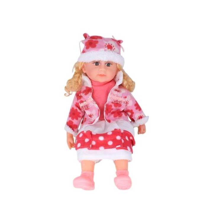 Talking Doll for Kids - Red
