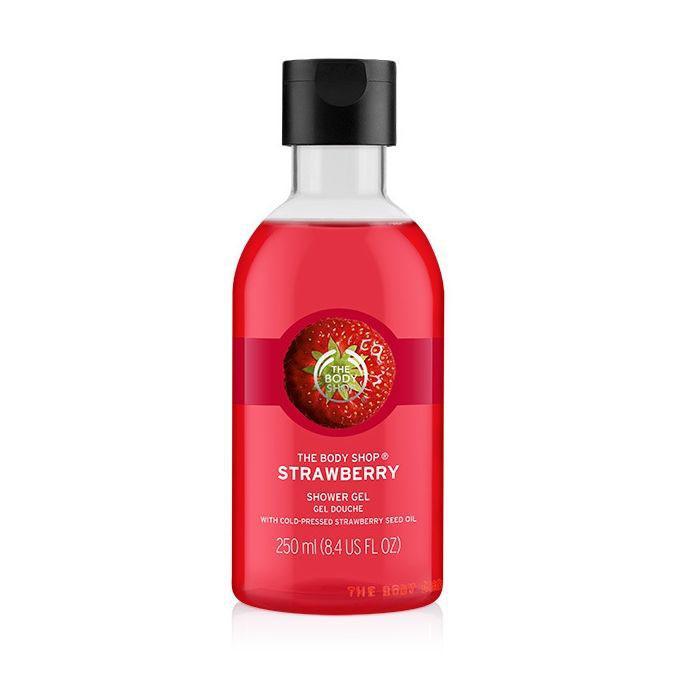 The Body Shop Strawberry Shower Gel-250 ml