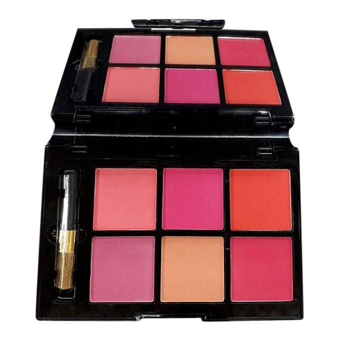 6 Color Matte Blusher For Women - Shade 2