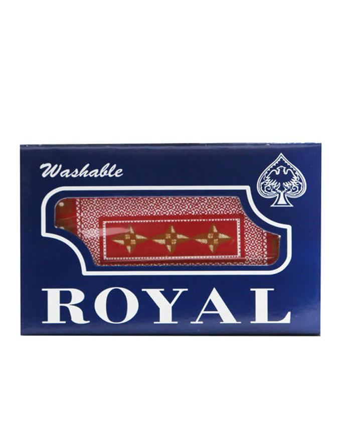 Washabale Playing card - Red