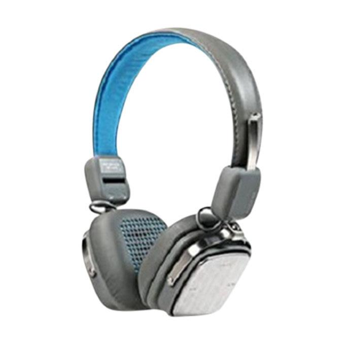 RB-200HB Stereo Wireless Bluetooth Headphone – Blue