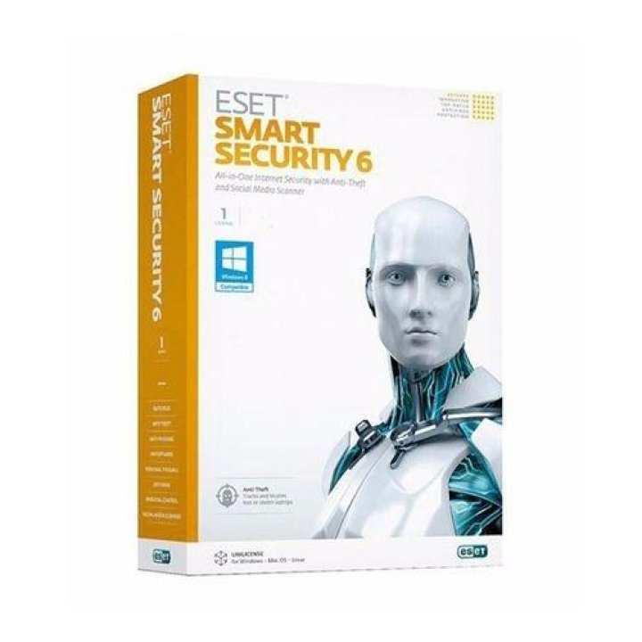 Smart Security 6 - 1 user