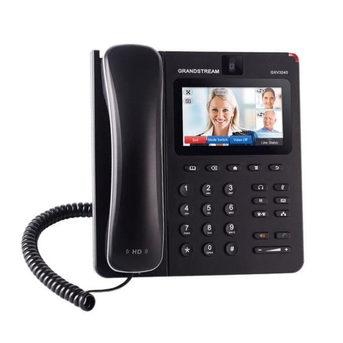 GXV3240 IP Video Phone Set - Black