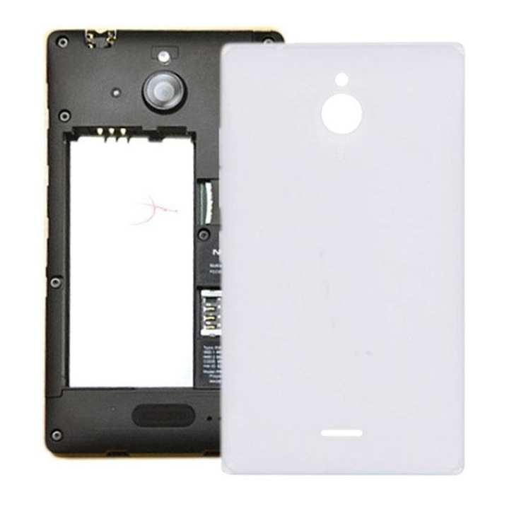 Housing Battery Back Cover Shell for Microsoft Nokia Lumia 540 - White