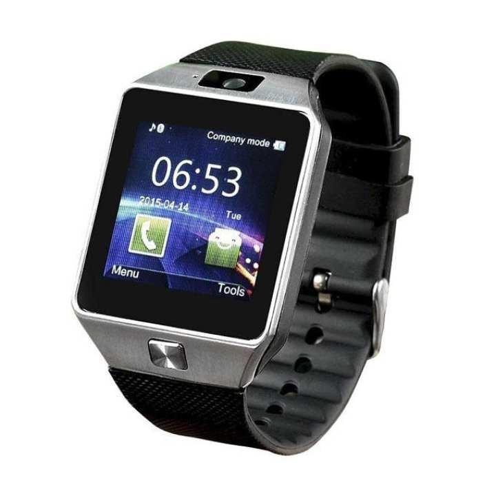G7 Single SIM Smartwatch – Black
