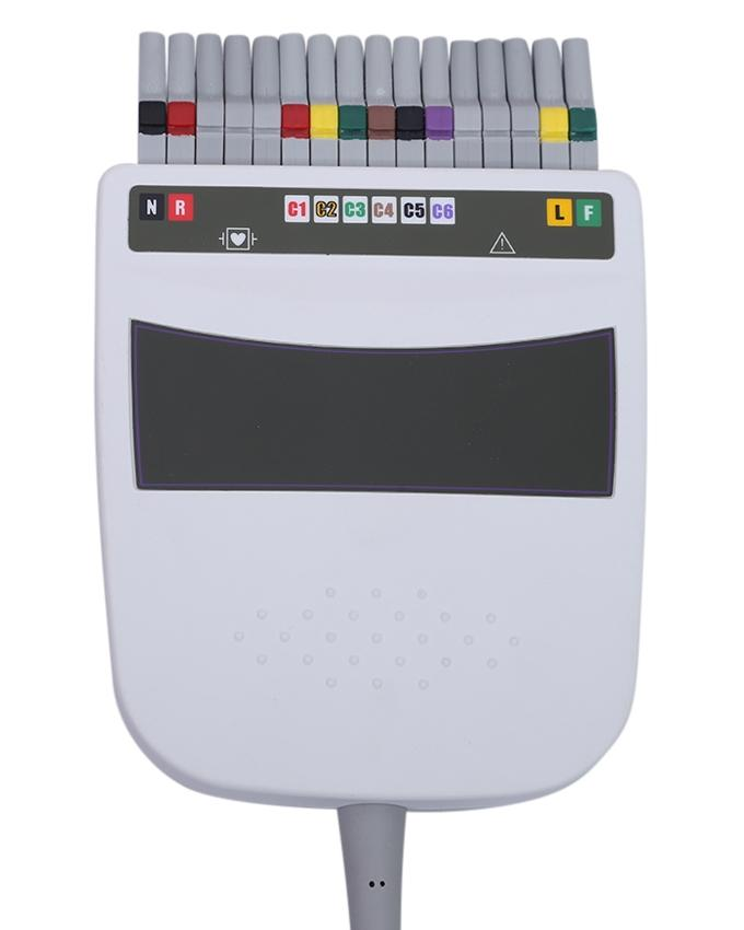 PC-2000 PC Based ECG Machine - White