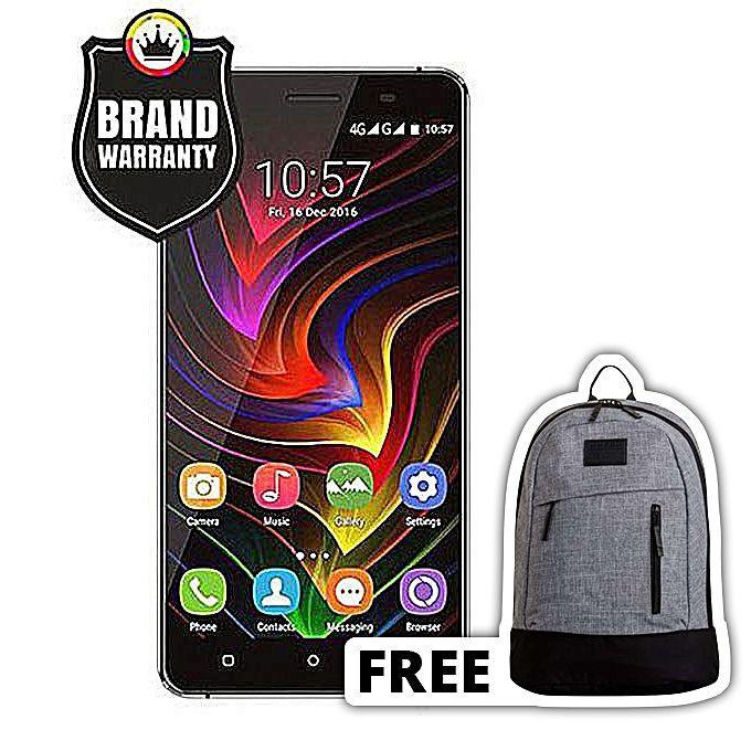 """L20 Smartphone - 5.5"""" - 2GB RAM - 16GB ROM - 13MP Camera - Grey"""