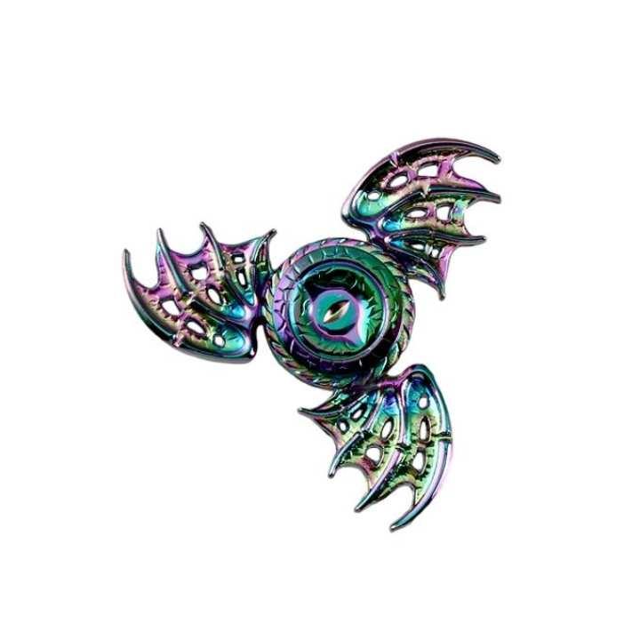 Game Of Throne Metal Tri Fidget Spinner - Multicolor