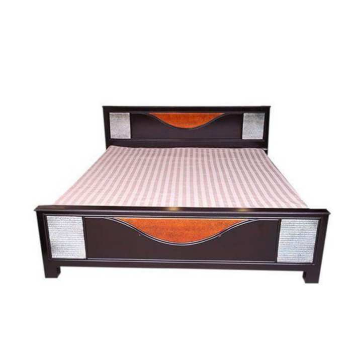 Malaysian Processed Wood Bed - Multi-Color