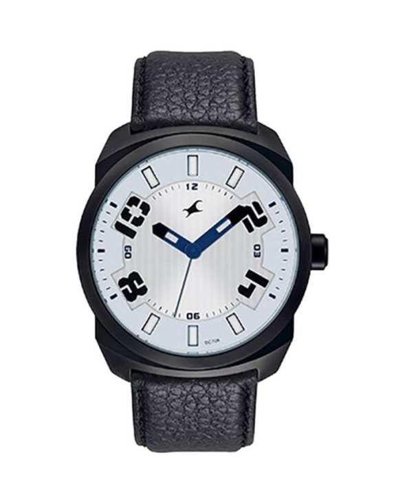 9463AL06 Analog Wrist Watch For Men - Black