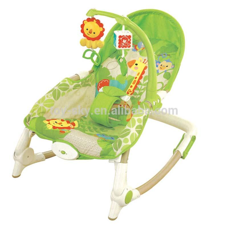 Baby Rocking Chair - Olive