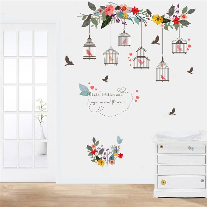 buy gift box home wall stickers & decals at best prices online in