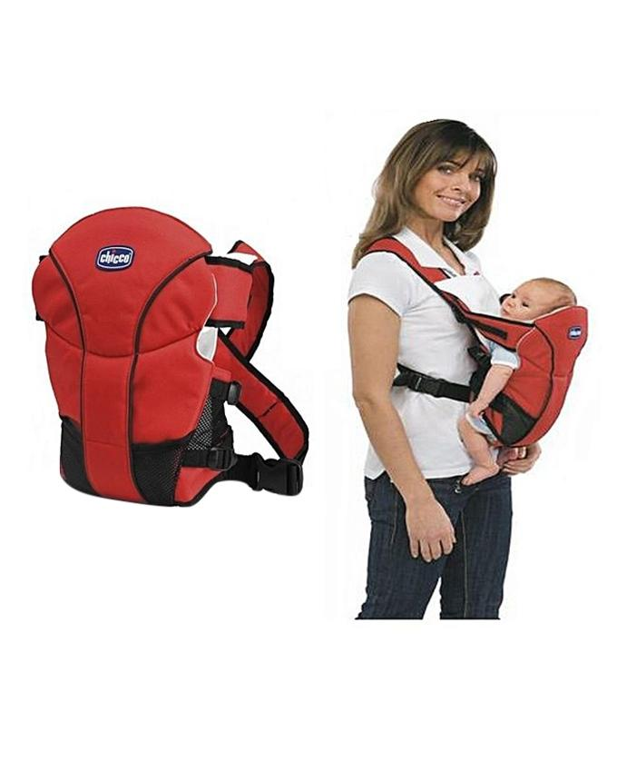 Chicco Ultrasoft Go Infant And Baby Carrier Red