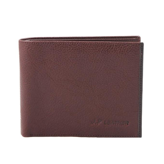 Chocolate PU Leather Wallet For Men