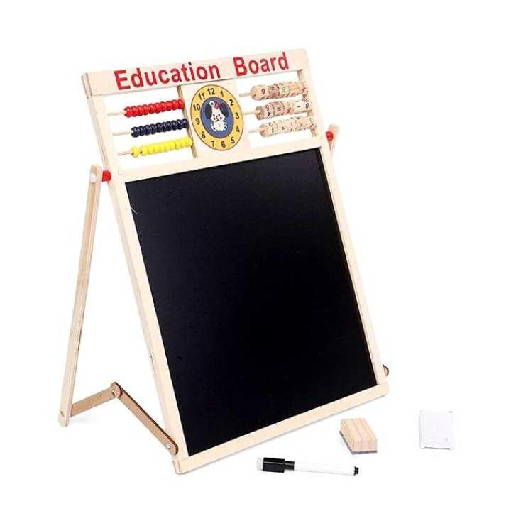 Education Board Toy - Black