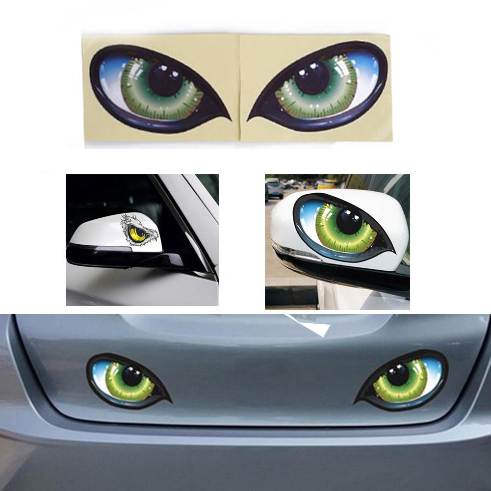 Decoration Stereo Decals 3D Auto Car Stickers Stickers