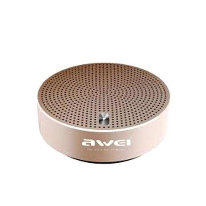 Y800 Portable Bluetooth Speaker - Gold