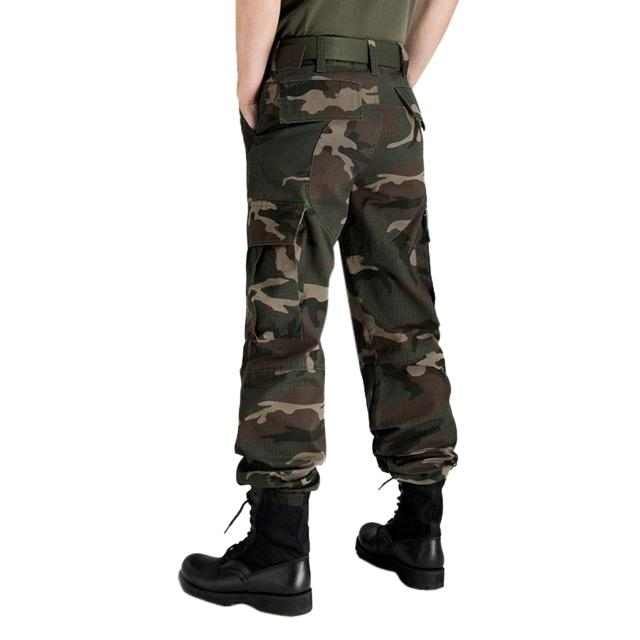 Army Printed Twill  Pant For Men