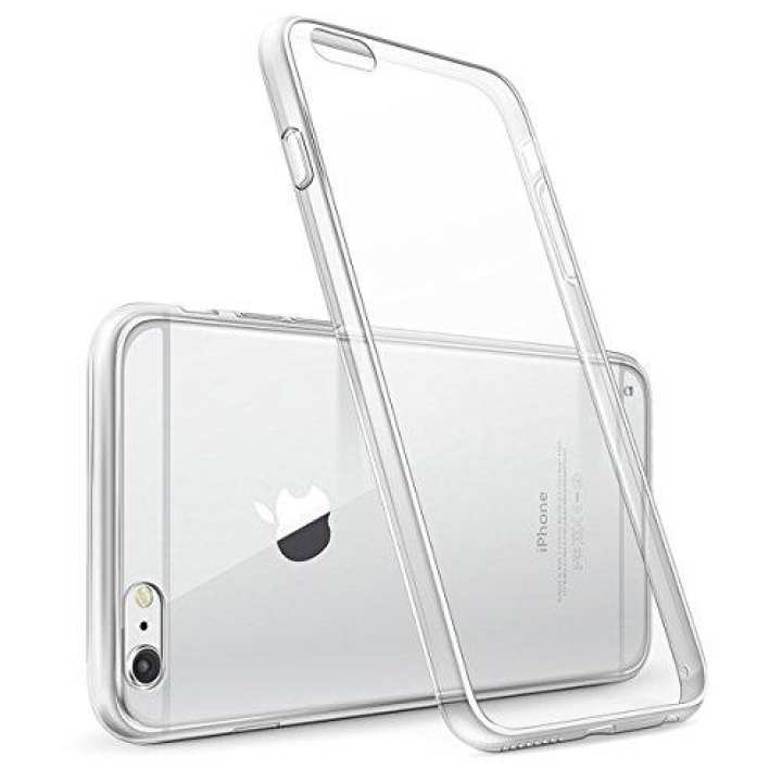 Clear TPU Soft Case For iphone 6 - Transparent