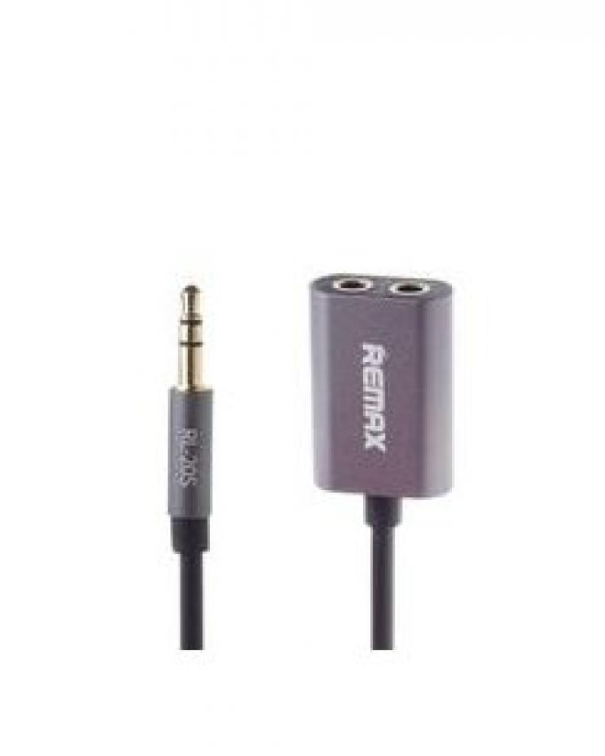 RL-S20 Audio Sharing Cable - Charcoal Black