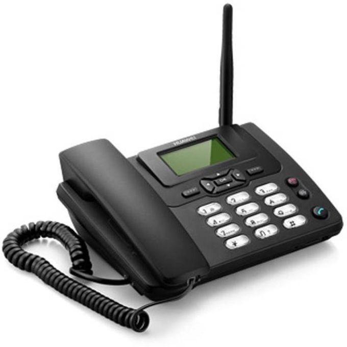 ETS3125i Single SIM GSM Wireless Telephone - Black