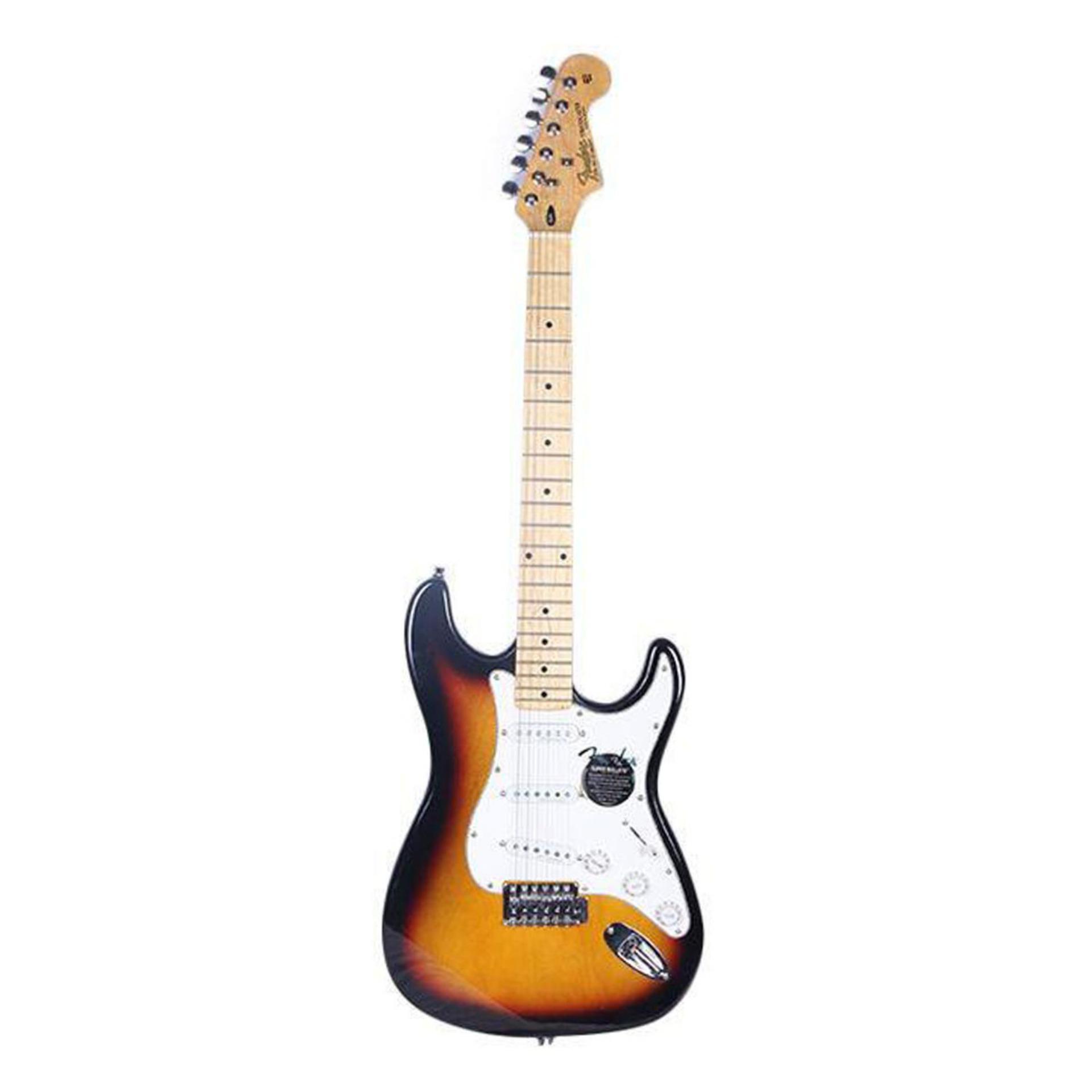 Fender Stratocaster Price >> Fender Stratocaster Electric Guitar Sunburst