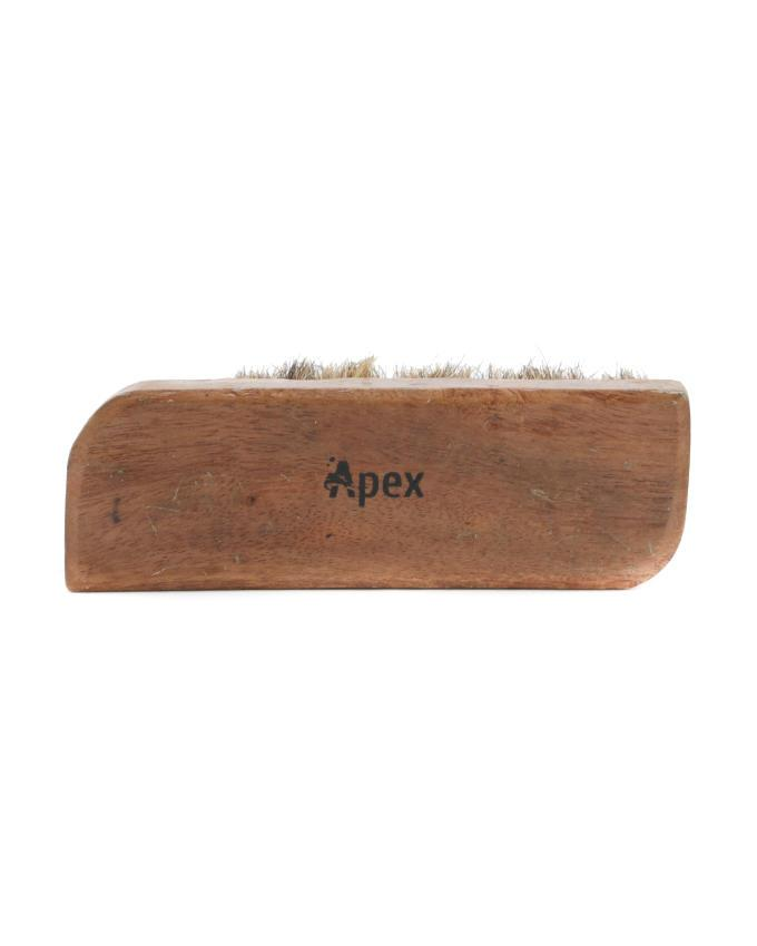 Wooden Natural Shoe Brush
