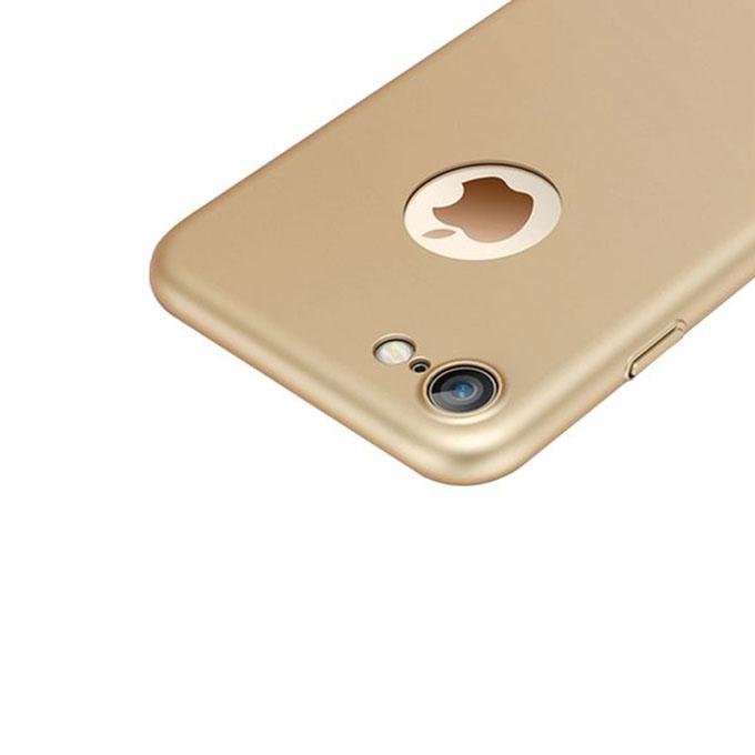 Super Slim Back Case for iPhone 7 Plus - Golden