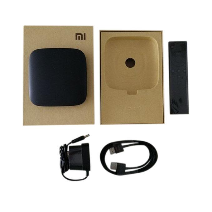 Mi Android TV Box (English Version) - Black