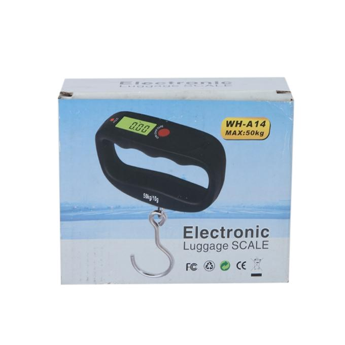 Electric Portable Scale WH- A14 - Black