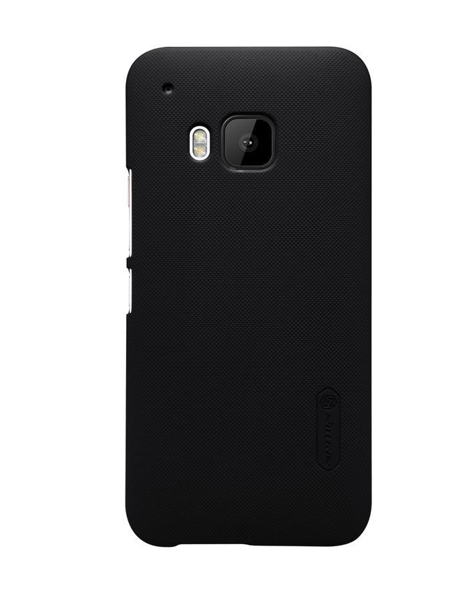 HTC One M9 Super Frosted Shield Back Case - Black