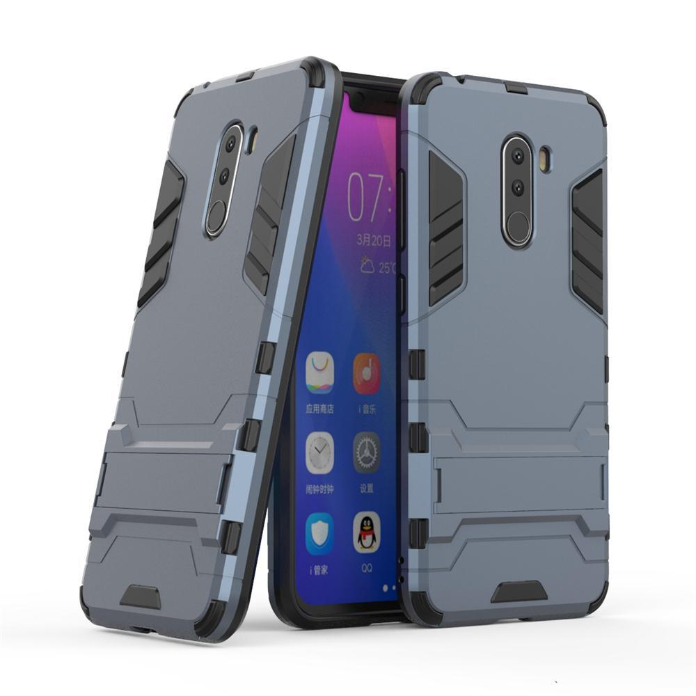 Mobile Phone Cover In Bangladesh At Best Price Case Xiaomi Redmi Note 5 Pro Kickstand Armor Series For Shockproof Back Poco F1 Pocophone