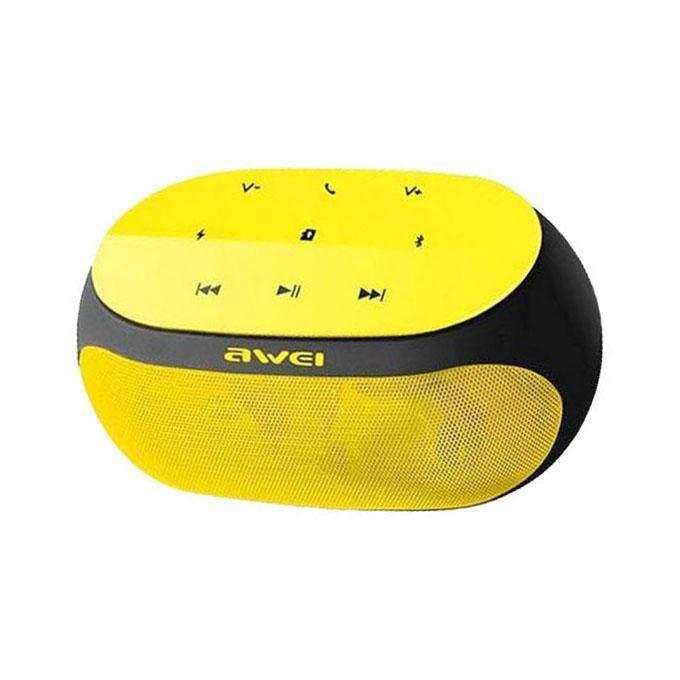 Wireless Bluetooth Speaker - Yellow
