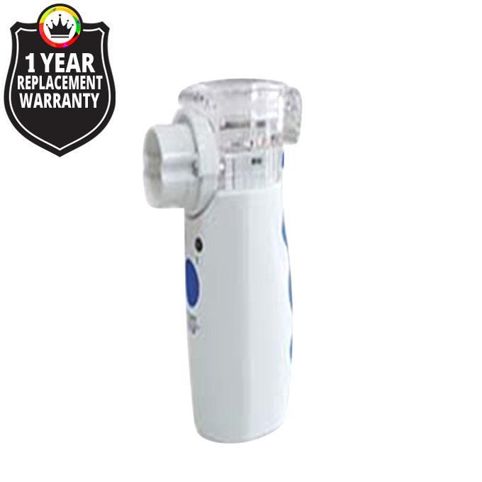 Nebu-100S / Portable Ultrasonic Micro Mesh Nebulizer - White