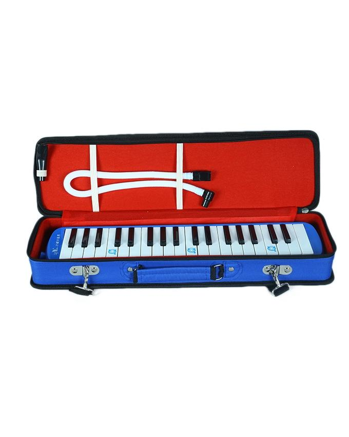 Swan 37 Key Piano Style Melodica with Carrying Case