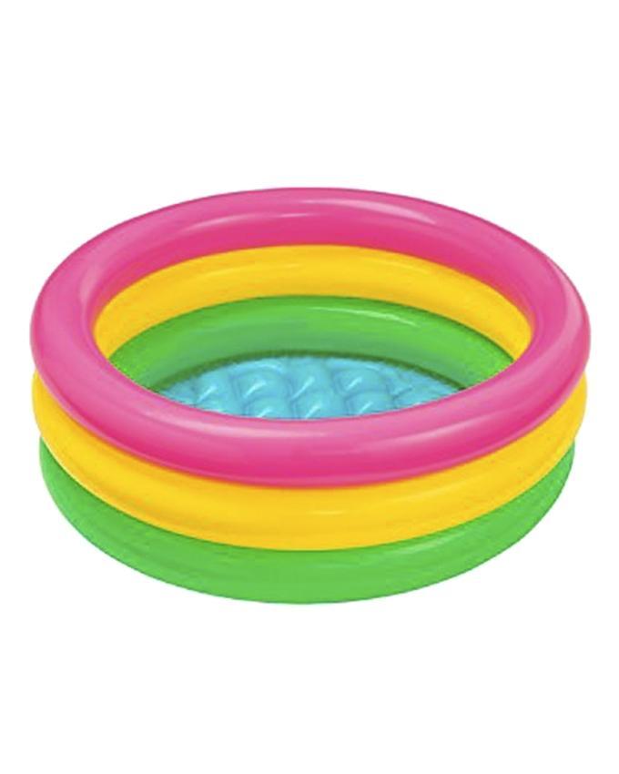 Children's Inflatable Pool Intex - Multicolor