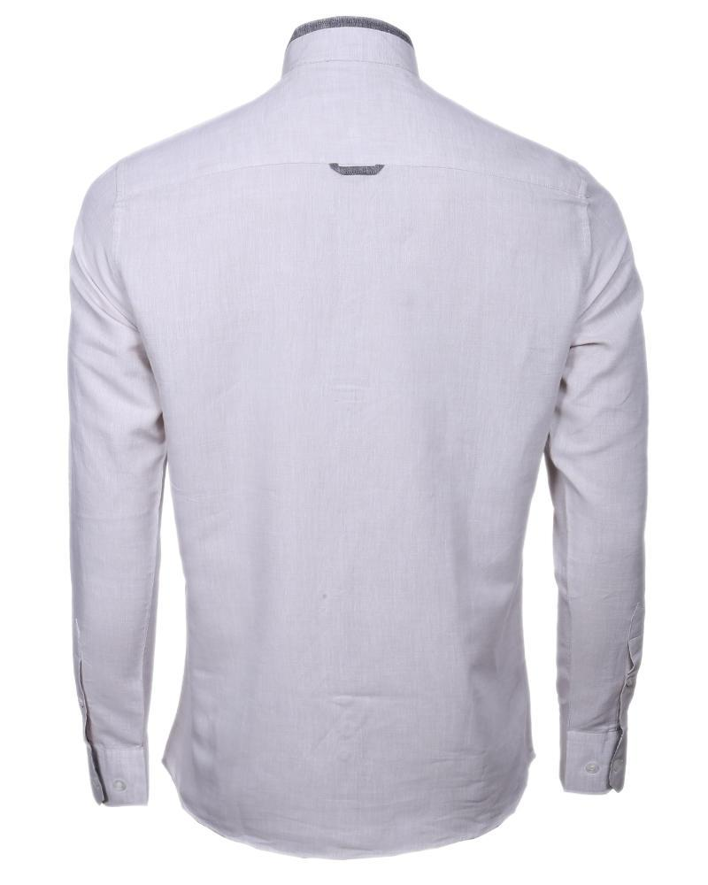 Cotton Casual Shirt - Off White