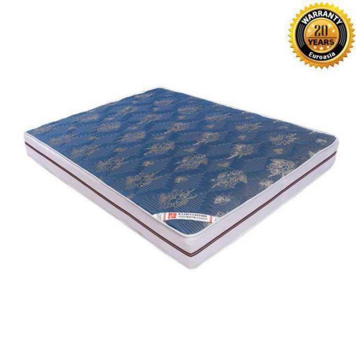 """Euro Luxary Mattress – 78""""x48"""" - 10"""" Height (Bonnel Spring) / Exclusive Fabrics"""