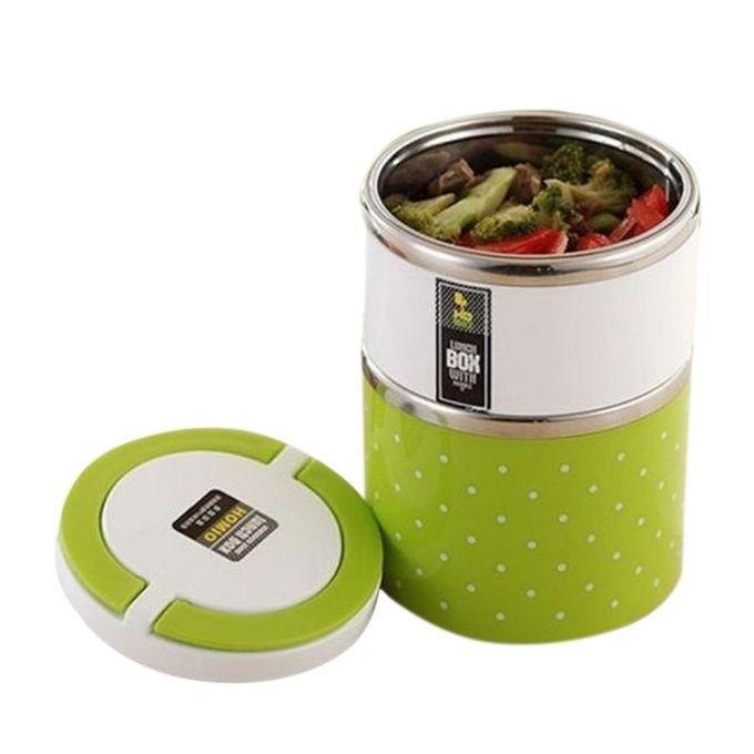 Kitchen Homio 2 Layer Lunch Box
