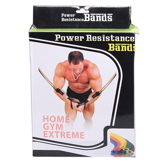 Stackable Resistance Workout Bands