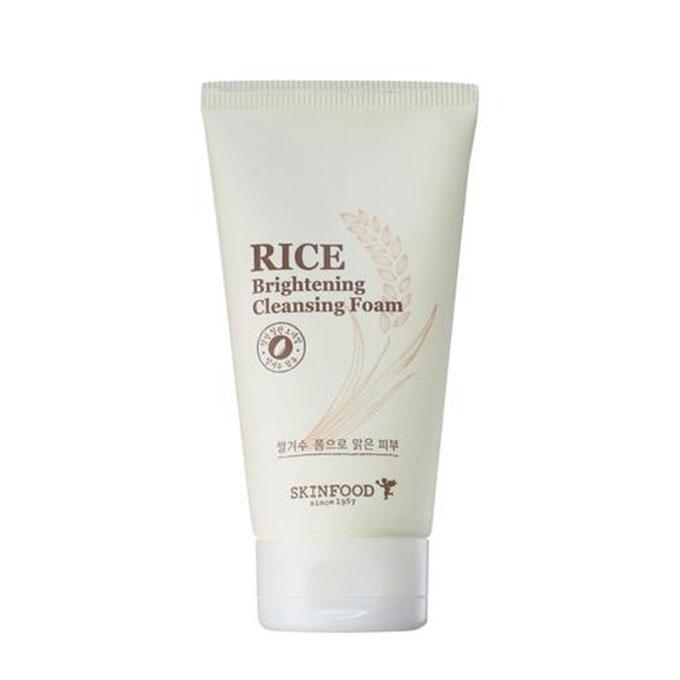 Rice Brightening Cleansing Foam