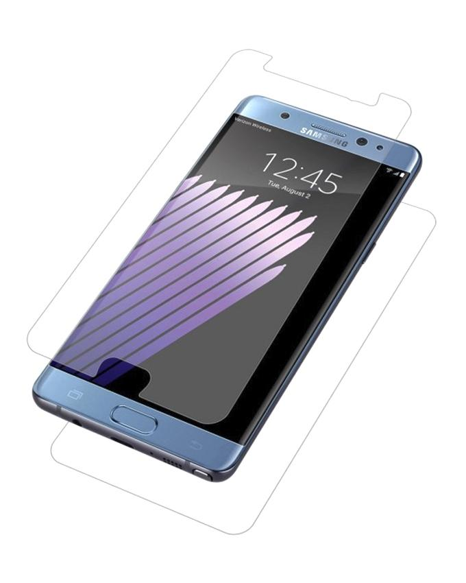 Tempered Glass Protector for Note 7 - Transparent