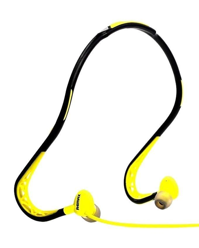 RM-S15 In-Ear Earphone - Yellow