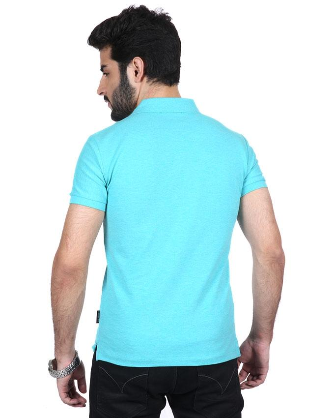 Paste Cotton Casual Polo For Men