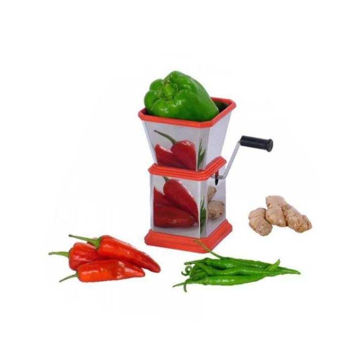 Vegetable/Fruit Cutter - White