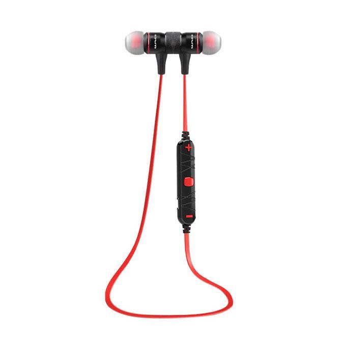 A920BL - Wireless Bluetooth Earphone - Red