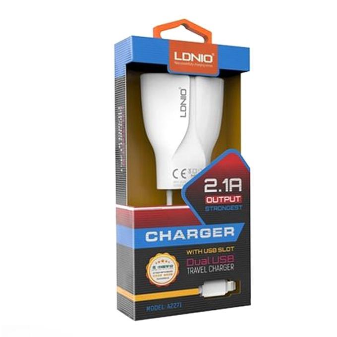 USB Ac Adapter - White