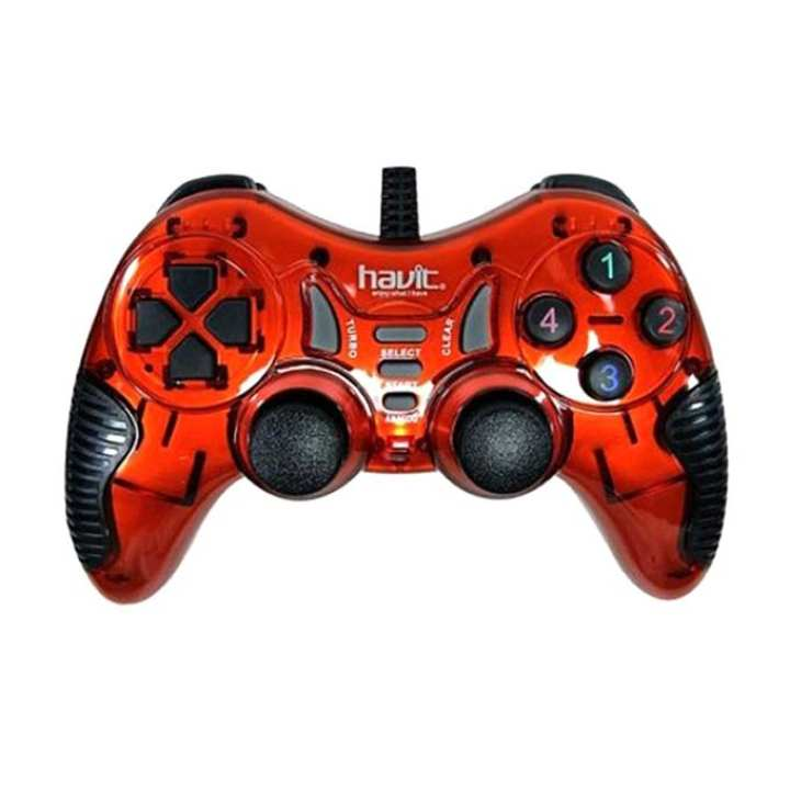 G85 - USB Gaming Pad - Orange